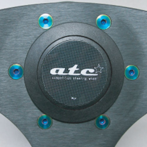 ATC Titanium Steering Wheel Bolts