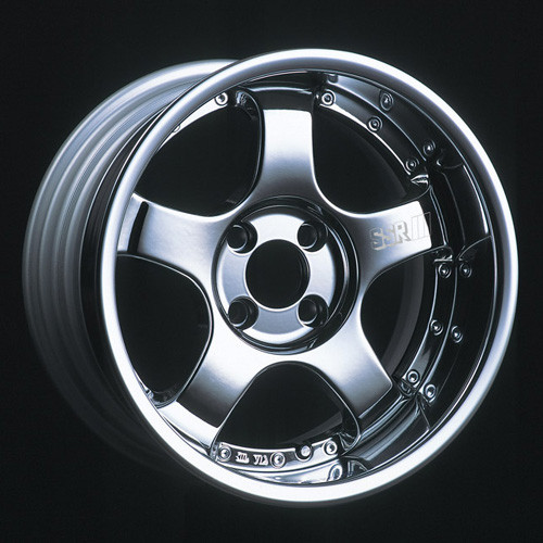 "SSR SP1R 15"" Wheel"