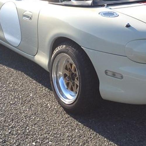 "SSR MK-3 14"" Wheel"