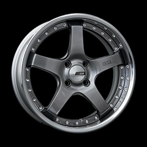 """SSR SP4R 17"""" Wheel"""