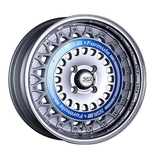 "SSR Formula Aero Mesh 16"" Wheel"