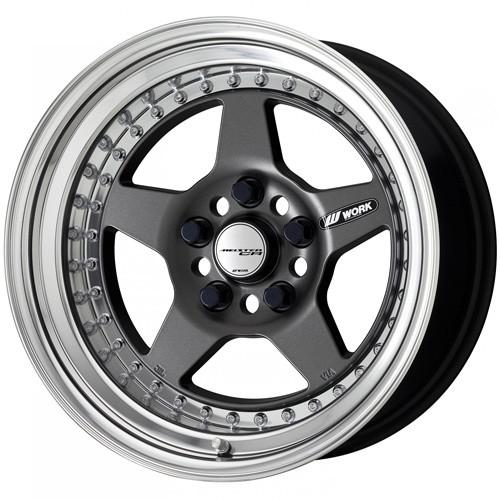 "Work Meister CR01 15"" Wheel"
