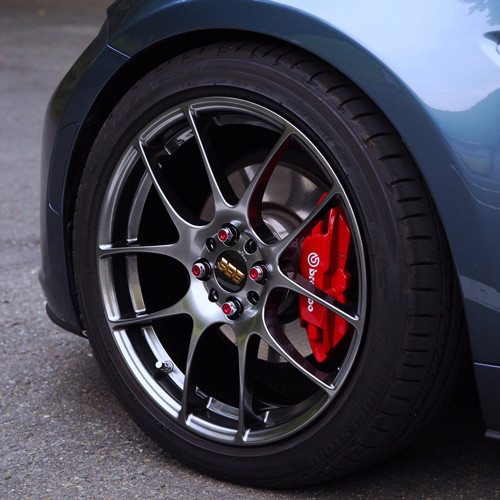 "BBS RF 17"" Wheel"
