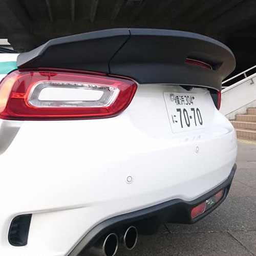 NOPRO Rear Spoiler For Miata MX5 MX-5 06-08 JDM Roadster : REV9 Autosport