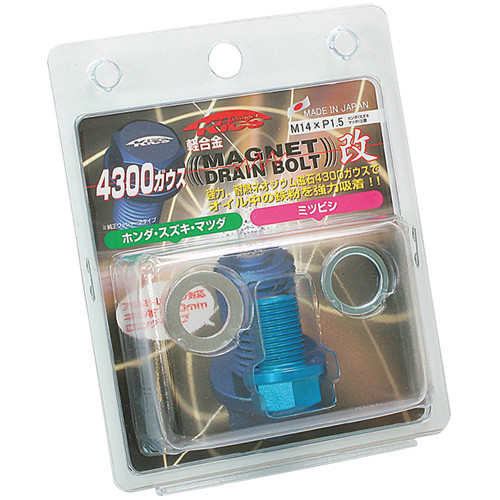Project Kics Magnet Drain Bolt
