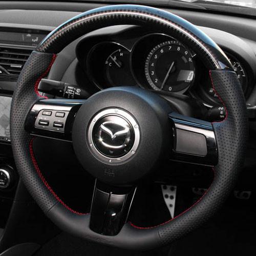 Autoexe Carbon Fiber Steering Wheel