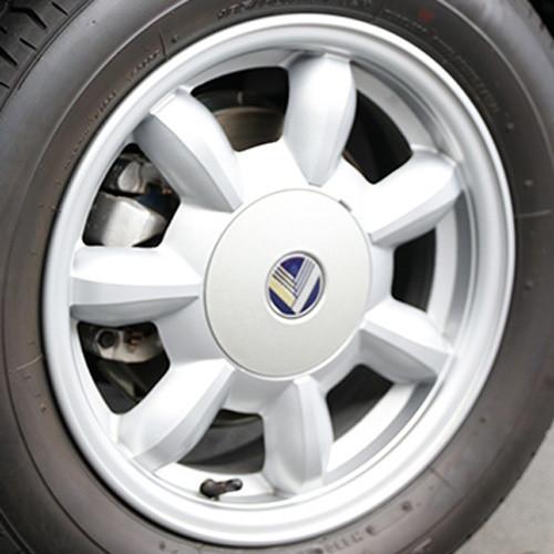 RS Watanabe Center Caps Type-1 For Miata MX5 MX-5 89-05 JDM Roadster : REV9 Autosport