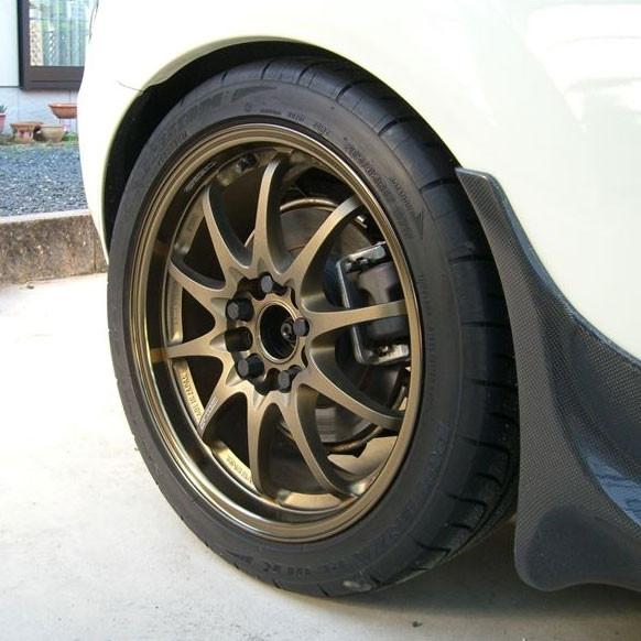 """Rays CE28N 17"""" (10 Spoke) Wheel"""