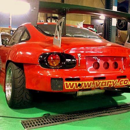 Garage Vary DIY Tail Lights