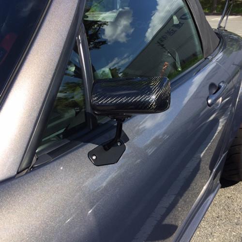 Garage Vary Aero Mirrors For Miata MX5 MX-5 98-05 JDM Roadster : REV9 Autosport