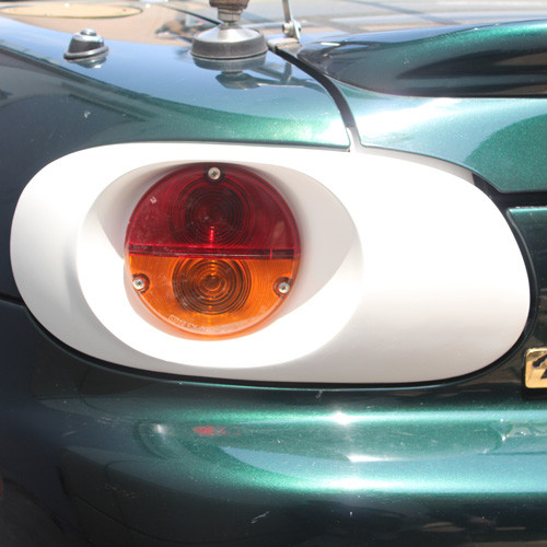 Garage Vary Tail Lights Panel