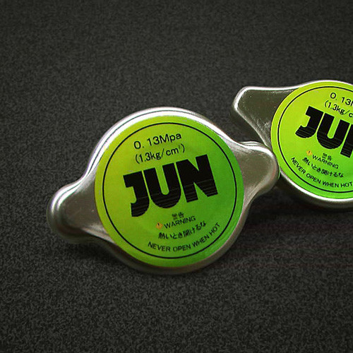 JUN Auto High Pressure Radiator Cap