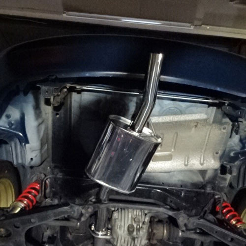 RS Factory Stage SPL Center Exhaust