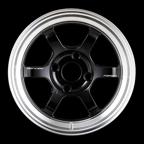 "Rays Volk Racing TE37VMC 2018 Limited 15"" Wheel"