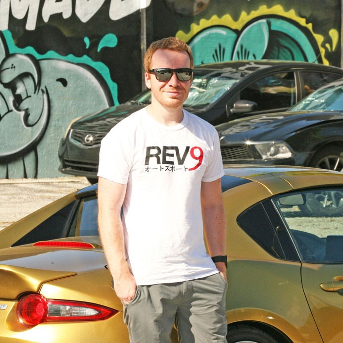 REV9 V2 T-Shirt