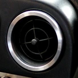 Zeromotive Ventilation Rings For Miata MX5 MX-5 89-05 JDM Roadster : REV9 Autosport