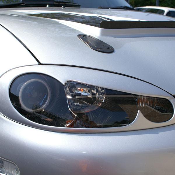 Jet Stream Eye Lids For Miata MX5 MX-5 98-05 JDM Roadster : REV9 Autosport