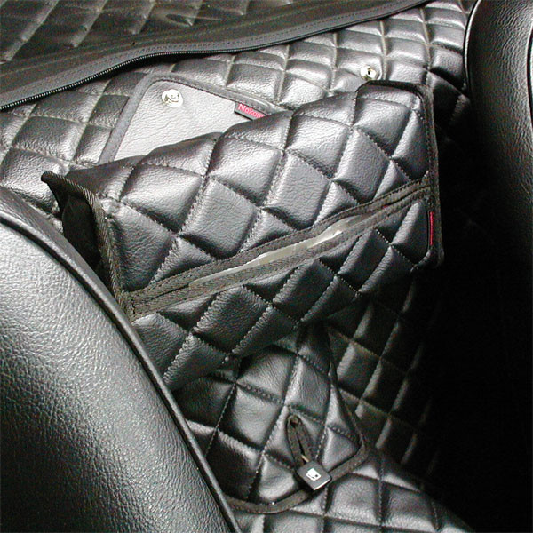 Nakamae Quilted Kleenex Box Cover For Miata MX5 MX-5 89-05 JDM Roadster : REV9 Autosport