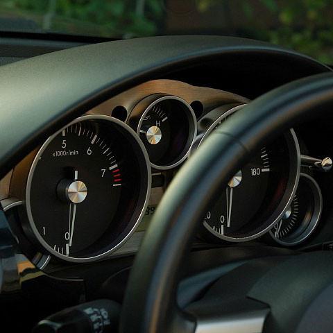 Zeromotive Gauge Panel