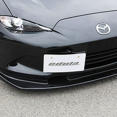 Odula License Plate Intake