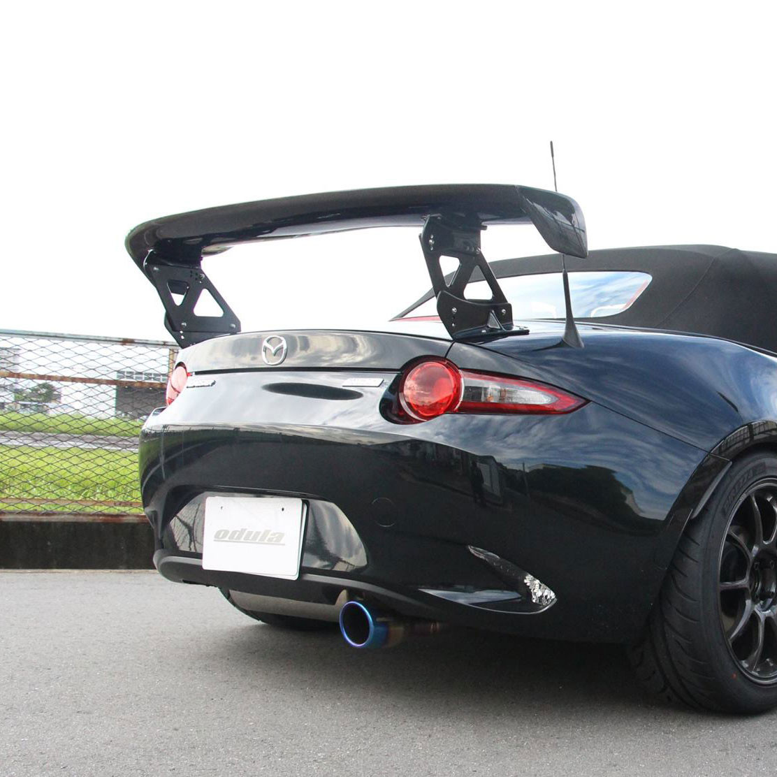 odula carbon gt wing for miata mx 5 nd 2016 rev9. Black Bedroom Furniture Sets. Home Design Ideas