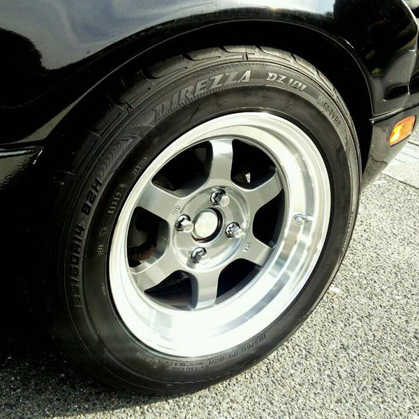 "Rays Volk Racing TE37v 14"" Wheel"