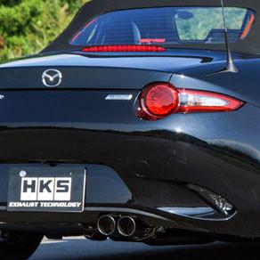 HKS Legamax Premium Exhaust