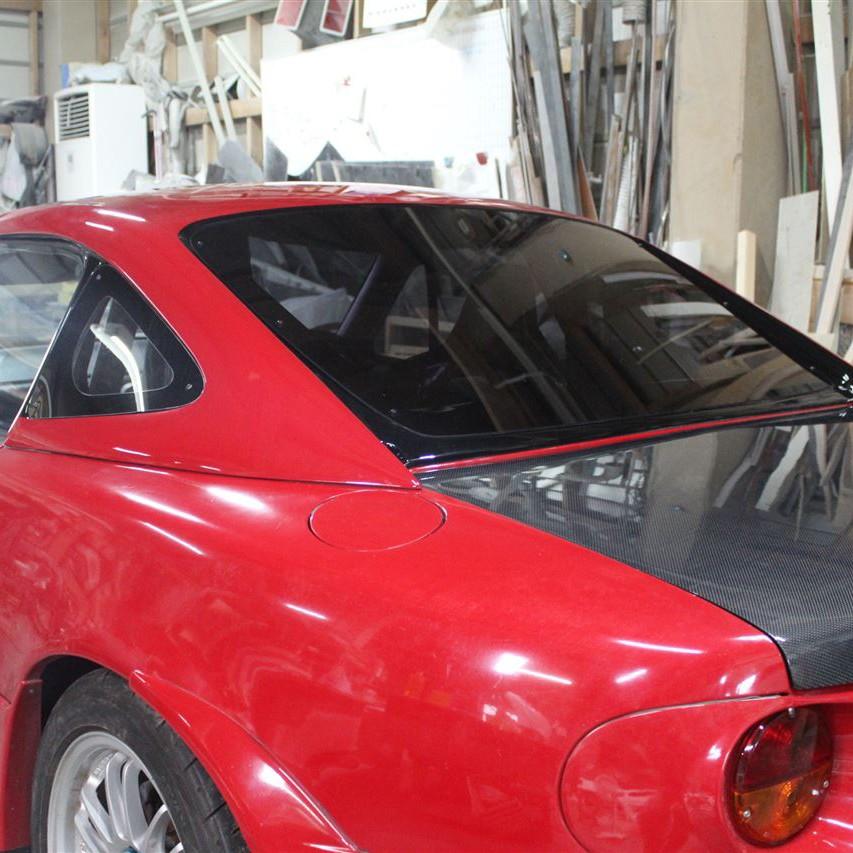 Garage Vary NA Hardtop (Fastback)