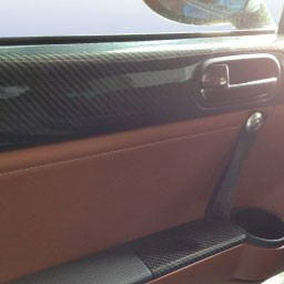 Jet Stream Door Pad Cover