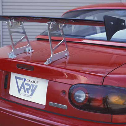 Garage Vary GT Wing For Miata MX5 MX-5 89-05 JDM Roadster : REV9 Autosport