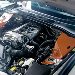 Murakami Motors Reinforcement Plates