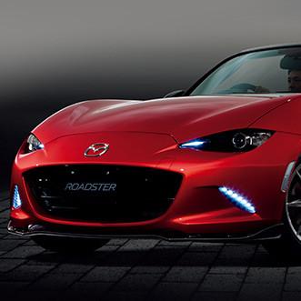 Mazdaspeed Front Lip + Rear Spoiler