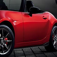 Mazdaspeed Side Skirts