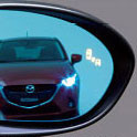 Mazda Blue Mirror Kit