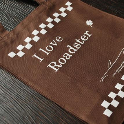 """S2 Racing """"I love Roadster"""" Tote Bag"""