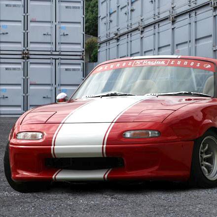 S2 Racing Codename 02 Front Bumper