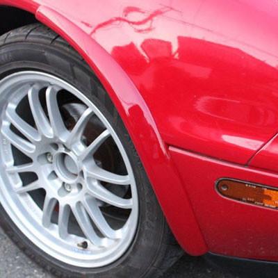 Garage Vary Front Garnish For Miata MX5 MX-5 89-05 JDM Roadster : REV9 Autosport