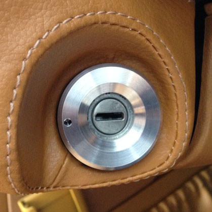 Zeromotive Key Cylinder Cover