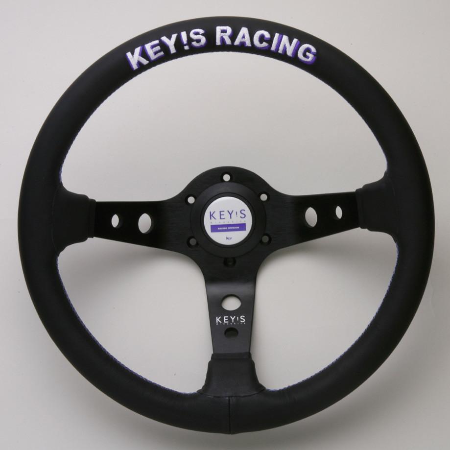 KEY!S Original Steering Wheel For Miata MX5 MX-5 ALL YEARS JDM Roadster : REV9 Autosport