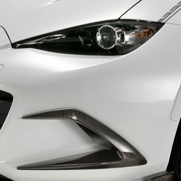 Silkblaze Front Bumper Duct Cover