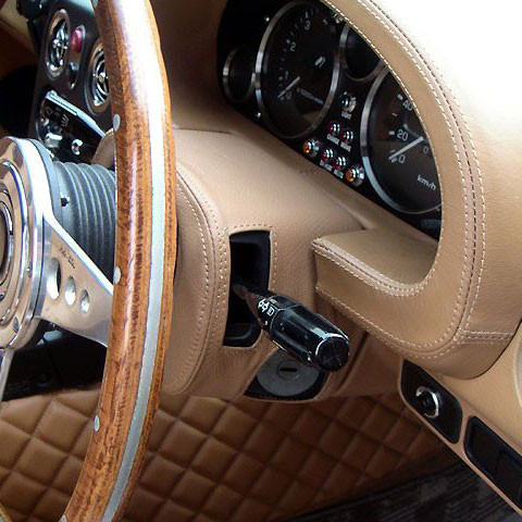 Nakamae Steering Column Cover