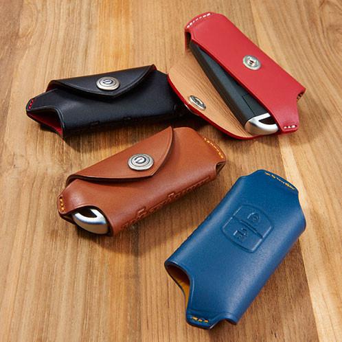Damd leather smart key cover for miata mx 5 2016 rev9 damd leather smart key cover sciox Images