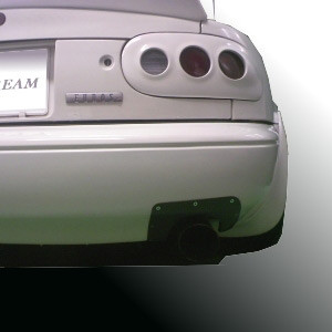 Jet Stream Muffler Trim For Miata MX5 MX-5 89-97 JDM Roadster : REV9 Autosport
