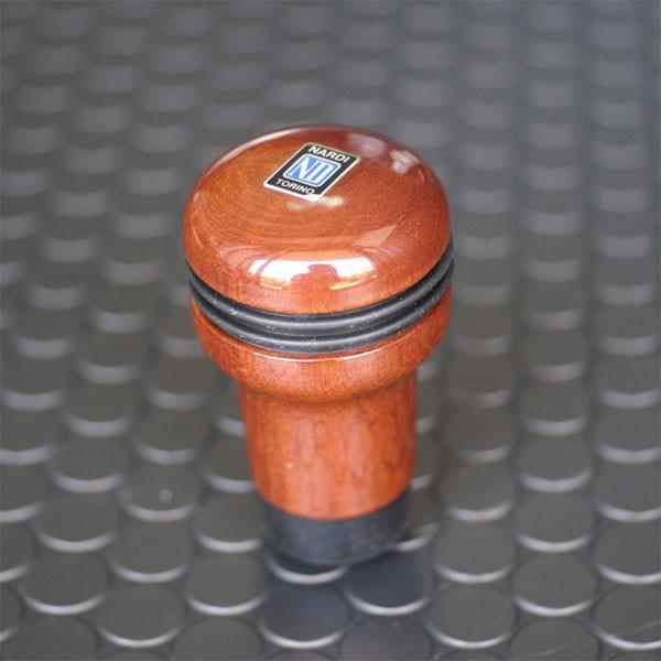 Nardi Evolution Wood Shift Knob For Miata Mx5 Rev9
