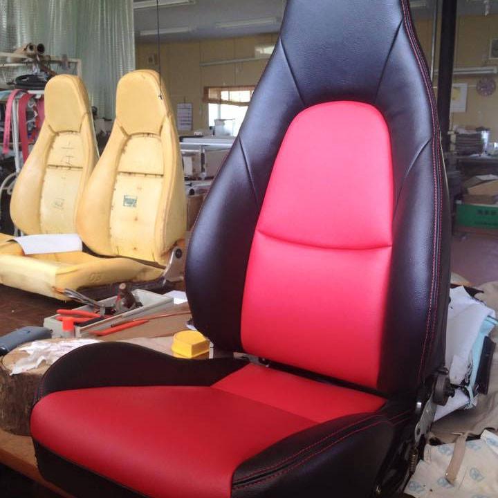 Zeromotive Seats Restoration Kit