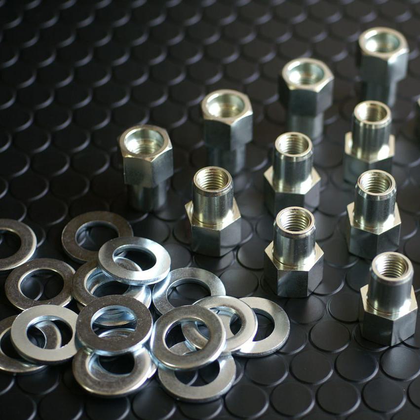 Zeromotive SSR MK-I & MK-II Lug Nuts For Miata MX5 MX-5 89-05 JDM Roadster : REV9 Autosport