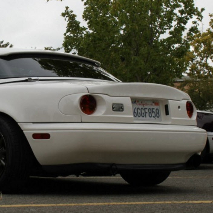 Garage Vary DIY Tail Lights For Miata MX-5 NA