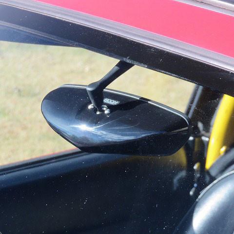 ZOOM Penta 190 Rear View Mirror
