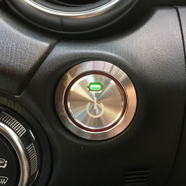 Zeromotive Push Starter Button