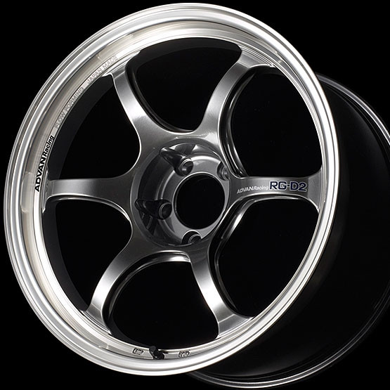 "Advan Racing RG-D2 15"" Wheel"